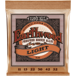 Ernie Ball Snaren 2148 Earthwood Light