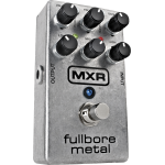 MXR M116 fullbore metal distortion effectpedaal