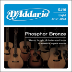 D'Addario Snaren EJ16 Light