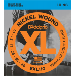 D'Addario Snaren Regular Light EXL-110