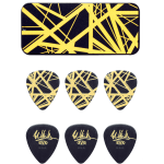 Plectrums collector EVH 6x medium