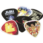 Plectrums collector Jimi Hendrix 12x medium