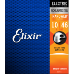 Elixir Nanoweb Snaren Light 12052