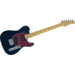 G&L TASSP-Gloss Black Maple elektrische gitaar